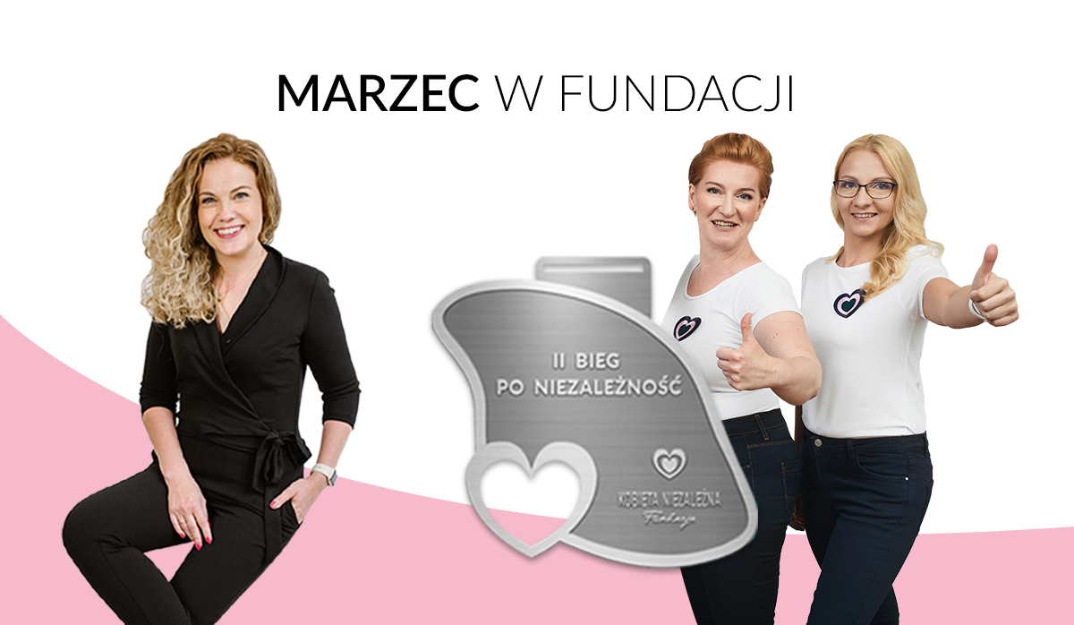 Fundacja Kobieta Niezależna – Podsumowanie marca'21